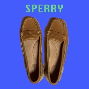 SPERRY Top Sider Loafers Women 9 Medium
